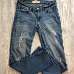 Hollister Sz 7R W28 L32 good condition Jeans